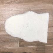 Konijnenvacht wit