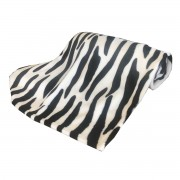 Fleece deken Zebra